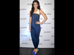 Kriti Sanon Stepped Out Of 'Singh Is Bling'