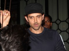 Snapped: Hrithik Roshan's Late Night Outing In Mumbai