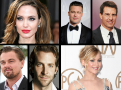 Hollywood's Worst Kissers: Jennifer Lawrence, Tom Cruise, DiCaprio, Angelina Jolie...