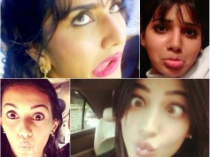 Crazy And Funny Selfies Of Famous Kollywood Celebrities!