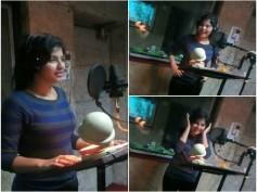 EXCLUSIVE: Anjali Completes Dubbing For Puneeth Rajkumar's 'Rana Vikrama'