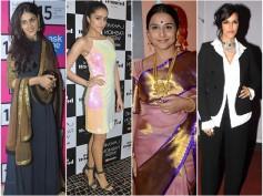LFW 2015 Highlights: Shraddha, Vidya, Genelia & Celebs Spotted