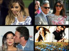 Most Romantic Celebrity Proposal Stories That Made Us 'Aww'