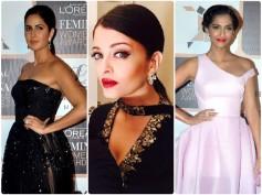 Aishwarya Rai, Katrina, Sonam, Celebs On Red Carpet: Femina Women Awards 2015