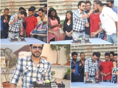 Pics: Emraan Hashmi Celebrates His Birthday With Fans