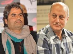 Anupam Kher Slams Haider Director On National Awards Dedication