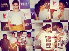 Pics: Piku Trailer Launched By Deepika Padukone, Amitabh & Irrfan