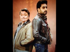 First Look Of All Is Well: Rishi Kapoor And Abhishek Bachchan