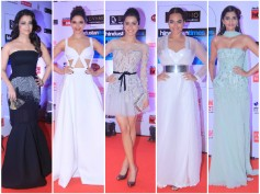 Aishwarya Rai, Deepika, Shraddha & Actresses On Red Carpet: HT Most Stylish Awards 2015