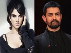 Exclusive: Sunny Leone Cries When Aamir Khan Cries