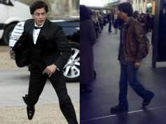 Leaked Pics: Shahrukh Khan's Contrasting Avatars In Fan