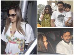 Spotted: Bipasha Basu, Shilpa Shetty And Celebs In Juhu, Mumbai