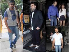 Spotted: Hrithik At Airport, Gauri Khan, Karan & Celebs At Dinner Party