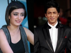Pic: When Shahrukh Khan Left Little Akshara Haasan Fascinated