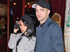 Robert Pattinson & FKA Twigs Engaged