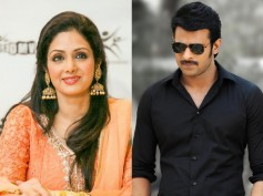 OMG! Sridevi Rejects Prabhas Again?