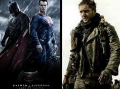 'Batman v Superman' Trailer To Release With 'Mad Max: Fury Road' On May 15