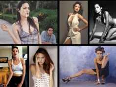 Young Angelina Jolie's Unseen Photoshoot Pics