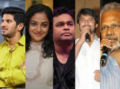 IN PICS: Ok Bangaram Audio Release Highlights