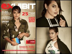Sonakshi Sinha's Most Stylish Photoshoot For Exhibit Magazine