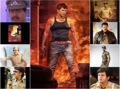 Sandalwood Stars In Cop Roles: From Shankar Nag's Sangliyana To Puneeth Rajkumar's Rana Vikrama
