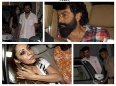Pics: Gauri Khan, Karan Johar And Celebs Party All Night