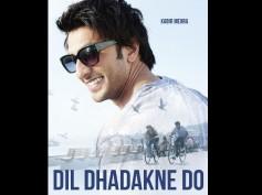 Dil Dhadkne Do Posters Of Ranveer Singh And Anil Kapoor: Revealed