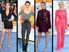 MTV Movie Awards 2015 Red Carpet: Scarlett Johansson, Amber Rose & More..