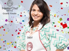 Nikita Gandhi Wins Masterchef India 4!