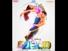 ABCD 2 Poster, Varun Dhawan-Shraddha Kapoor Look Sizzling Hot
