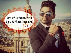 BOX OFFICE: Son Of Satyamurthy Day 6 Collections