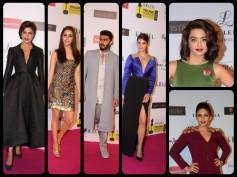 Priyanka, Shraddha, Arjun & Bollywood Celebs At Grazia Young Fashion Awards 2015