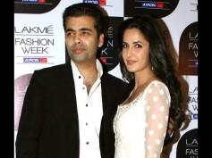 Why Karan Johar Is Against Casting Katrina Kaif In His Films?