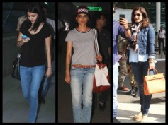Anushka Sharma, Kangana & Celebs Spotted At Airport