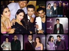 Hrithik, Alia Bhatt, Shraddha & Bollywood Celebs At Colors Party
