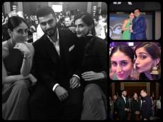 Pics: Kareena Kapoor, Arjun & Sonam Bond With Selfies At Yuva Awards