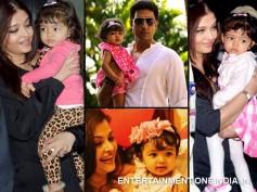 VIDEO: Aishwarya Rai-Abhishek Bachchan Celebrate 8th Wedding Anniversary