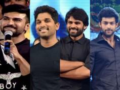 Mega Family Heroes Behind Rajendra Prasad