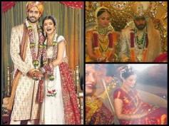 Unseen Wedding Pics Of Aishwarya Rai-Abhishek Bachchan: Anniversary Spl
