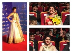 Pics: Anushka Sharma Looks Stunning At NH10 Screening In Beijing