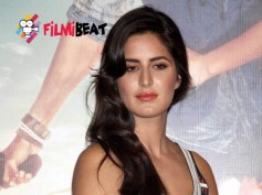 When Katrina Kaif Almost Fell From A Running Horse