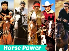 CHECK OUT: Tollywood Stars Love For Horse Riding