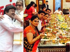 The Golden Connection: Prabhu Serves Amitabh Bachchan With A 'Poorna Kumbham'