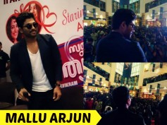 Huge Response For Allu Arjun And Son Of Satyamurthy In Other States