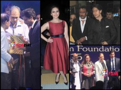 Shahrukh, Huma & Celebs At Dada Saheb Phalke Film Foundation Awards (Pics)