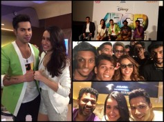 ABCD 2 Trailer Launch Pics, Varun & Shraddha's Dance Off