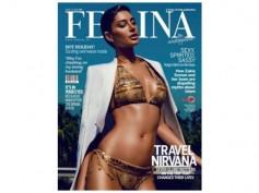 Hot Nargis Fakhri's Magazine Cover Pics: A Fashion Favourite