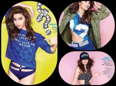 Alia Bhatt's Latest Bikini Photoshoot For Miss Vogue