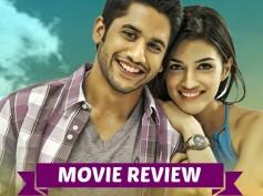 Dohchay Movie Review: Naga Chaitanya, Kriti Sanon