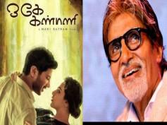 Big B Floored by Mani Ratnam's 'O Kadhal Kanmani'